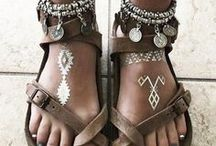 Adorable Footwear - Sandals, Heels and Sneakers / Lovely shoes. From strappy sandals to simple sneakers. Footwear obsessed.