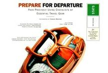 Esquire: How to Pack / How to Pack for Travel
