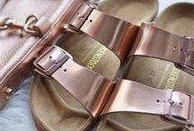 Rose Gold Everything / Jewelry, watches, accessories, office, home, decor. All rose gold.