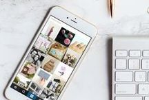 Social Butterfly - Social Media for Blogging / Social media resources for bloggers. How to utilize platforms to grow your blog. Instagram, Twitter, Pinterest, Facebook and more.