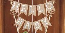 Baby Shower - Due 7th Nov '18 / Baby Shower preparation (Aug/Sept 2018)