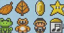 pixel / je suis tres fier de cette collection et abonee vous pour que j en rajoute qotidiennement