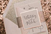 Wedding invitations ✉️