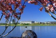 Australia - Canberra / Canberra Australia travel tips. Travel Inspiration featuring best accommodations and top activities in Canberra, including the National Gallery of Australia, Akiba, Cupping Room and more. What to do with kids in Canberra!