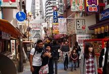 Japan - Places to go and things to do