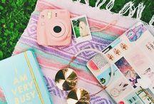 •Summer Goals+Inspirations•