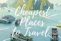 Budget Travel Around The World