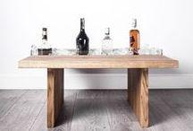 OAK TABLE LINCOLN // In Wood We Trust / IN WOOD WE TRUST     https://www.facebook.com/inwoodwetrustpolska/    photo: Malwina Wachulec http://malwinawachulec.com/    #wood #woodworking #malwinawachulec #inwoodwetrust #woodporn #woodproject #design #wooddesign #table #woodtable