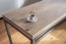 Oak Table JACKSON // In Wood We Trust / IN WOOD WE TRUST    https://www.facebook.com/inwoodwetrustpolska/    #oak #oaktable #table #woodtable #woodentable #woodenfurniture #design #diningtable #wooddesign #woodworking #woodporn #inwoodwetrust #kitchen #diningroom