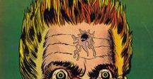 Golden Age Horror Comics