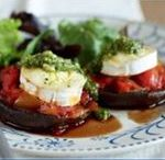 Goats Cheese Recipes / Goats cheese is a fabulous and very healthy ingredient for breakfast, lunch, starter, main course but also for snacks and party food! Here is a selection of great recipes to give you some inspiration!