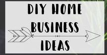 Home Business Ideas / Home Business Ideas that are creative and generate income. Start a business from scratch.