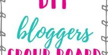 DIY Bloggers Group / Group board for DIY Bloggers. Coming Soon.