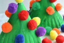 Christmas Crafts and Activities / All things Christmas and lots of fun for kids, toddlers and preschoolers!  Art, crafts, activities, decorations, advent, celebrations, family traditions etc.