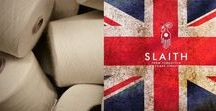 Slaith Supremely Soft & Luxurious Knitwear Made in England / Slaith's Finest Beanie Hats and Scarves for Men & Women. Slaith's mill built in 1907 is located in Slaithwaite, West Yorkshire. Slaith knitwear is proud to use the world's finest natural fibres including New Zealand Merino wool.  Using traditional spinning skills and the latest technology, Slaith create cashmere and merino that is lighter, stronger and more luxurious than any other. Merino that feels like cashmere. Cashmere that feels out of this world.