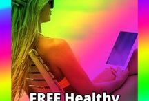 FREE Healthy Living eBooks / FREE Healthy Living eBooks from OrganicVirals.com