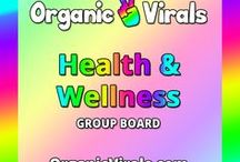 Health & Wellness Group Board / Everything to do with Health & Wellness! If you'd like to contribute to this board then follow us at pinterest.com/organicvirals and then go to organicvirals.com to fill out our Contact Us form with your details and you'll get added within 24 hours guaranteed! Max 5 pins per day and please repin 1 post for every pin that you add. Feel free to invite your friends or anyone else you think would like to contribute!