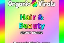 Hair & Beauty Group Board / Everything to do with Hair & Beauty! If you'd like to contribute to this board then follow us at pinterest.com/organicvirals and then go to organicvirals.com to fill out our Contact Us form with your details and you'll get added within 24 hours guaranteed! Max 5 pins per day and please repin 1 post for every pin that you add. Feel free to invite your friends or anyone else you think would like to contribute!