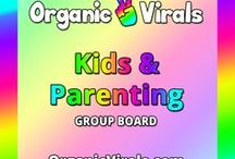 Kids & Parenting Group Board / Everything to do with Kids & Parenting! If you'd like to contribute to this board then follow us at pinterest.com/organicvirals and then go to organicvirals.com to fill out our Contact Us form with your details and you'll get added within 24 hours guaranteed! Max 5 pins per day and please repin 1 post for every pin that you add. Feel free to invite your friends or anyone else you think would like to contribute!