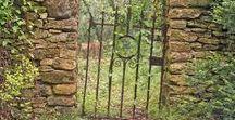 - Garden Gates and Doors