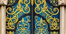 - Doors & Gates / Fotografie drzwi, bram, furtek...