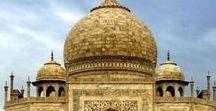 Asia - India / New Delhi / Places, cities, architecture ...  Indie to federalne stowarzyszenie, składające się z dwudziestu dziewięciu państw i siedmiu terytoriów związkowych. Terytoria i terytoria związkowe dzielą się dalej na dzielnice, a następnie na mniejsze dzielnice administracyjne.