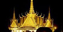 Asia - Cambodia - Kambodża / Phnom Penh