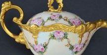 * Porcelain Limoges