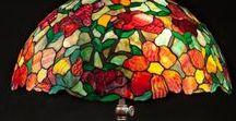- Lamps Tiffany style
