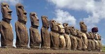 America South - Chile Insular - Island Easter - Wyspa Wielkanocna / Rapa Nui