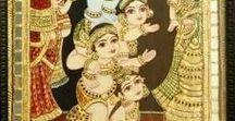 Asia - Hindu Art.