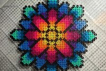 Iron-on beads