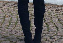 Botas longas ❤️