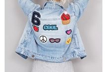 Jeans & Patches