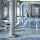 "Wellness Project ""Temple of Beauty"" / Wellness Project ""Temple of Beauty"" by .bagoitalia http://bagoitalia.com/projects/pools/temple-of-beauty/?lang=en"