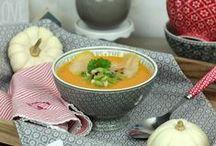 Rezepte - Suppe / Recipes -Soup / Rezepte-Ideen für Suppen Soup Recipes
