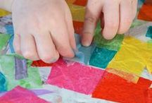Toddler Activities and Crafts (Age 1-3) / Things to do with little ones