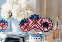 Feiern -USA Mottoparty / USA Party Ideas / DIY Ideen USA Party, Mottoparty USA, Geburtstagsfeier USA, USA Geburtstag.