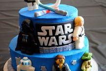 Feiern-Star Wars Mottoparty / Star Wars Party / DIY Ideen Star Wars Party, Star Wars Geburtstag. Star Wars Mottoparty, Star Wars Geburtstag.