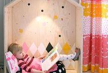 kids rooms / by Maartje Dorrestein