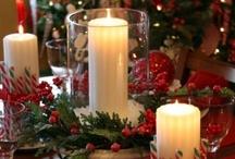 Winter/ Christmas HO HO HO / by Emily Hutchinson