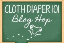 Cloth Diapers 101 / by Julie Murphy