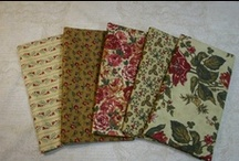 Quilting / My grandma's quilts & quilt-making kits :)