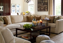 LiViNG RooMs / by Shannon Hill