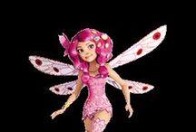 Feiern Mia and me/ Feen Mottoparty-Fairy Princess / DIY Ideen Mia and me Party, Geburtstagsfeier Feen, Mia und me,  Mottoparty Feen