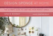 Design*Sponge at Home (Our Book!)