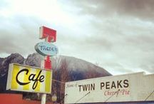 twin peaks / by Sarah Mann