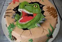 Feiern- Dinosaurier Mottoparty - Dinosaur Party / DIY Ideen Dinosaurier Party, Dino Geburtstag, Dino Party, Dinosaurier Mottoparty, Dino Geburtstagsfeier.