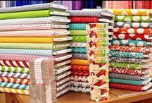 Fabrics / by Dawn Cram