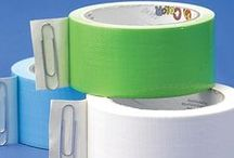 For the Love of Duct Tape / Things to make with one of our favorite materials - duct tape!